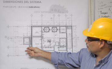 Diseño y construcción de plantas de tratamiento